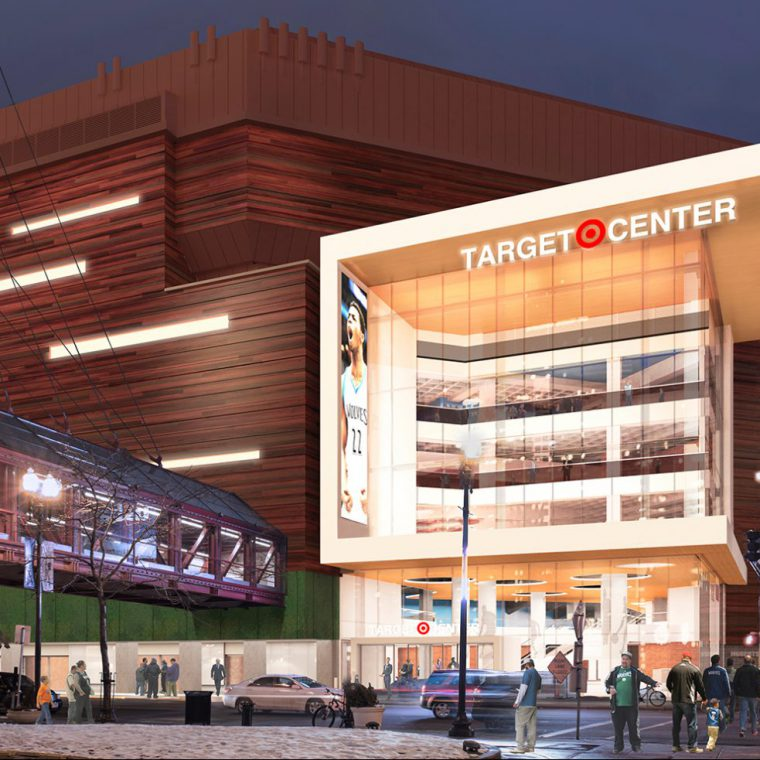 Target Center Renovation – Network Replacement