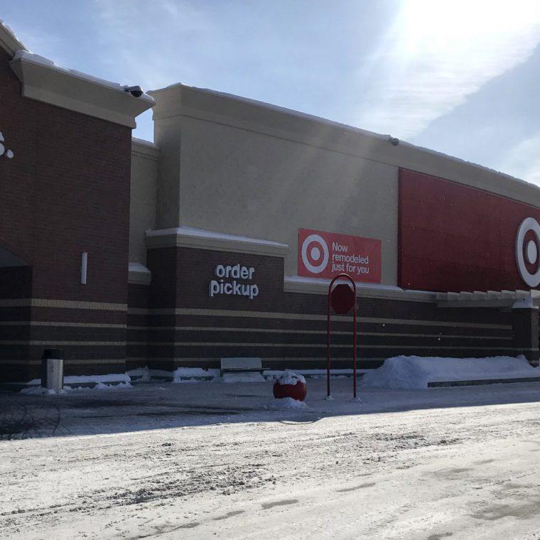 Target Store Remodels
