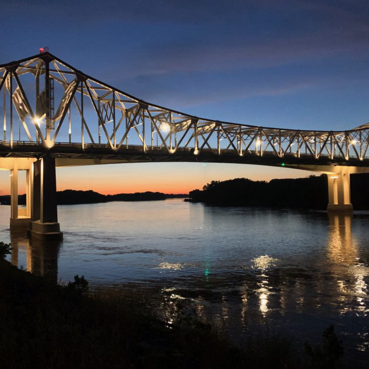 Winona Historic Bridge Rehabilitation