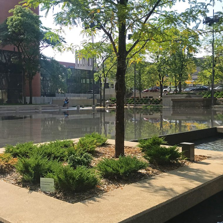Peavey Plaza Rehabilitation