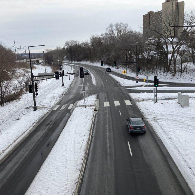 Ayd Mill Road – Traffic Management System