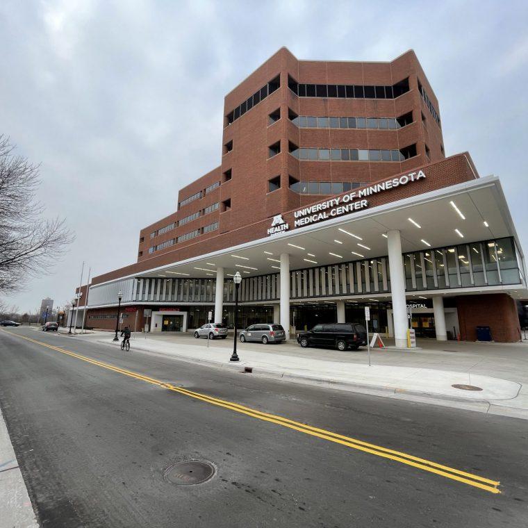 M Health Fairview University of Minnesota Medical Center