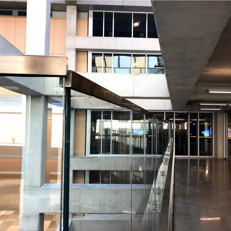 Terminal 1 Silver Ramp