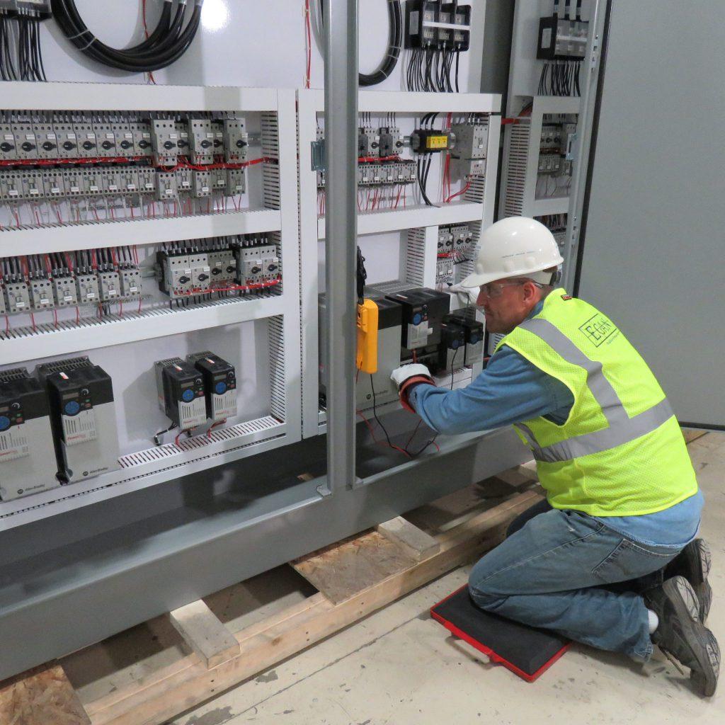 UL 508A panel fabrication